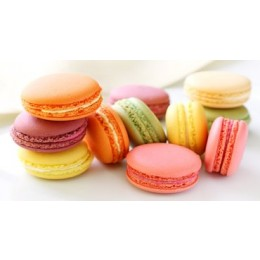 AUTHENTIC FRENCH MACAROONS 36 PIECES