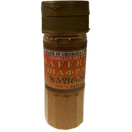 BAZHE SAUCE Made with Georgian Spice SAFFRON