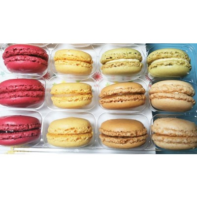 Authentic French Macarons 36 peaces